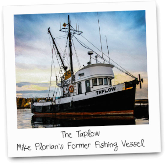 The Taplow - Mike Florian's Former Fishing Vessel